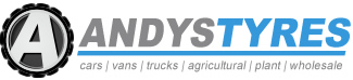 andys tyres logo